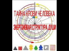 RU 14:47 / 32:22 Главная Тайна Крови Человека. ЭнерГоновая структура Души / Виктор Максименков